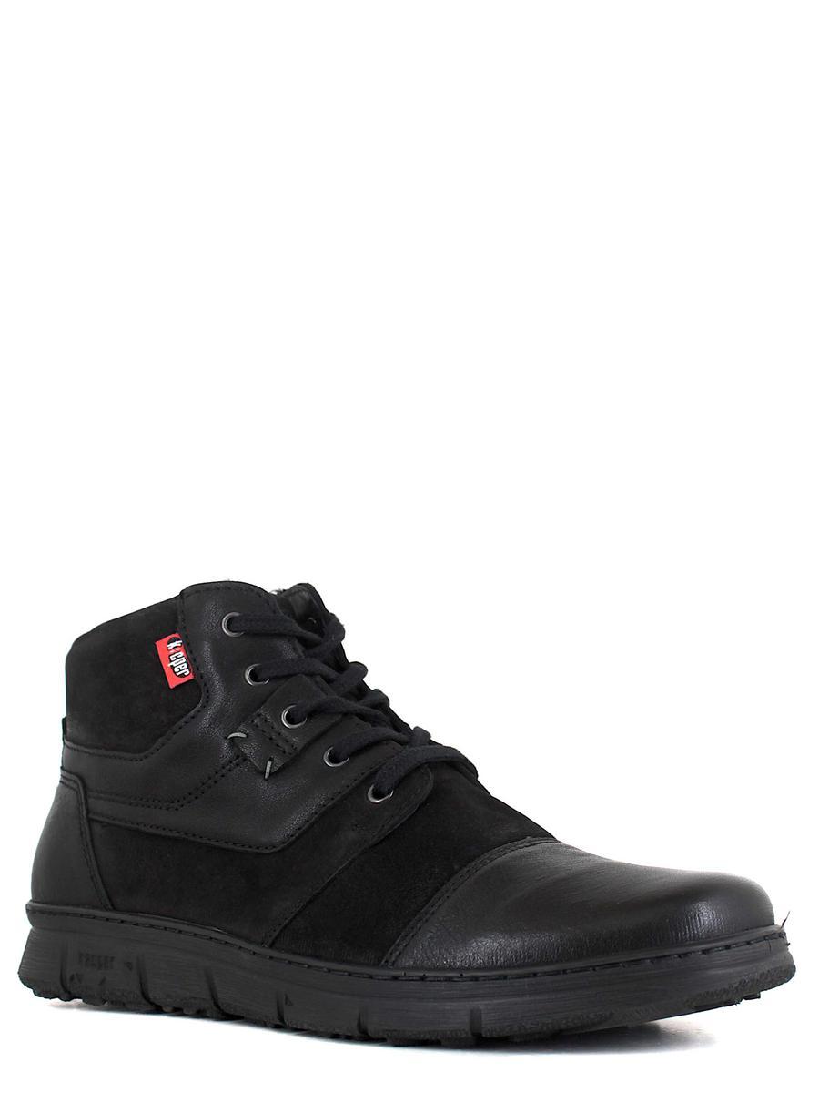 Bonty ботинки 3-3400-163-109-fl-3 чёрны