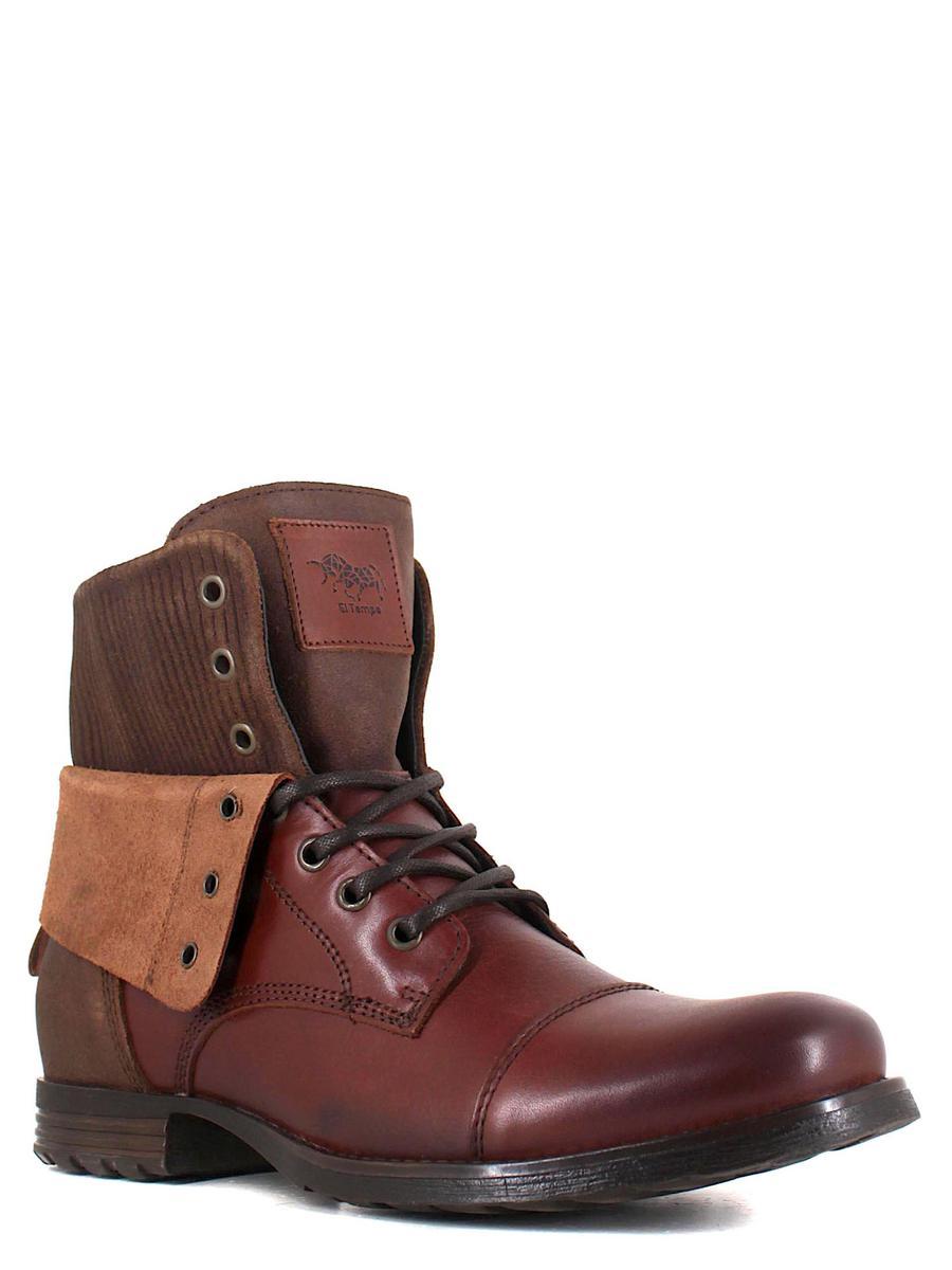 EL Tempo ботинки pin28_r585 рыжий
