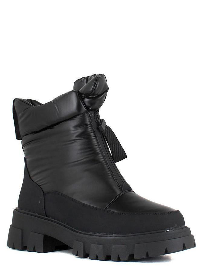 Baden ботинки jh001-020 чёрный